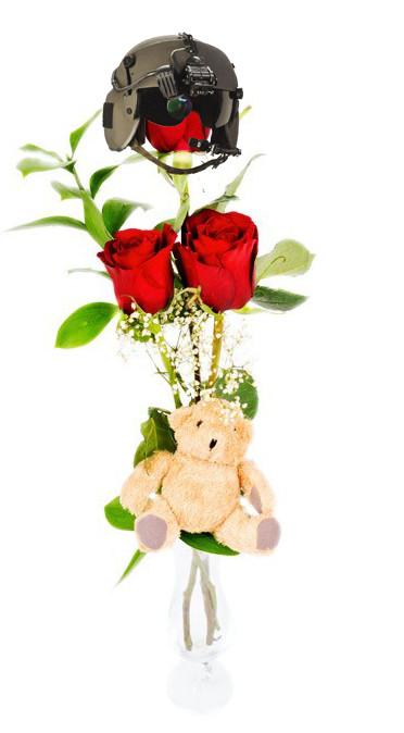 Military Rose
